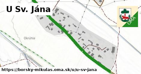 ilustrácia k U sv. Jána, Borský Mikuláš - 564m