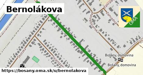 ilustrácia k Bernolákova, Bošany - 514m