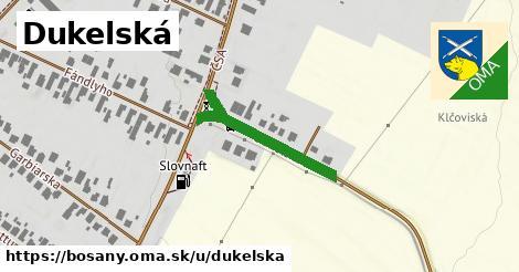 ilustrácia k Dukelská, Bošany - 286m
