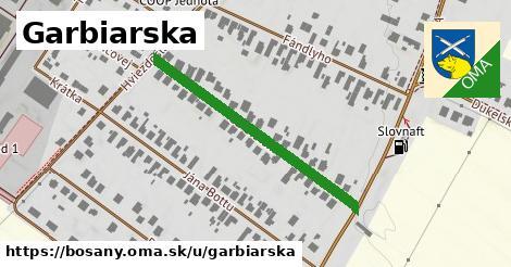 ilustrácia k Garbiarska, Bošany - 370m