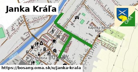 ilustrácia k Janka Kráľa, Bošany - 593m