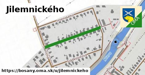 ilustrácia k Jilemnického, Bošany - 303m