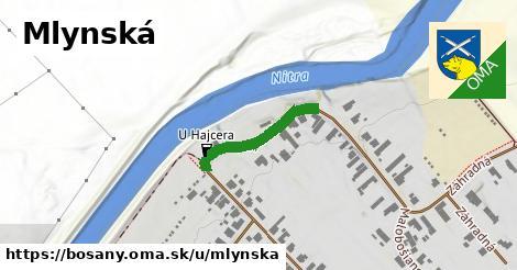 ilustrácia k Mlynská, Bošany - 201m