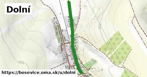 ilustrácia k Dolní, Bošovice - 0,74km