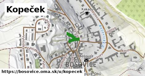 ilustrácia k Kopeček, Bošovice - 110m