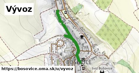ilustrácia k Vývoz, Bošovice - 0,72km