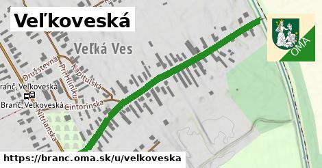 ilustrácia k Veľkoveská, Branč - 562m