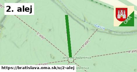 ilustrácia k 2. alej, Bratislava - 238m