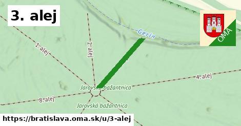 ilustrácia k 3. alej, Bratislava - 201m