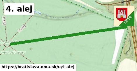 ilustrácia k 4. alej, Bratislava - 638m