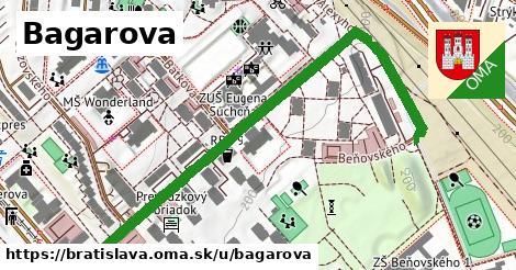 ilustrácia k Bagarova, Bratislava - 541m