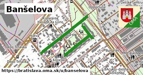 ilustračný obrázok k Banšelova, Bratislava