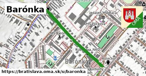 ilustračný obrázok k Barónka, Bratislava