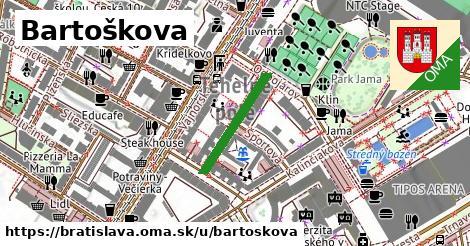 ilustrácia k Bartoškova, Bratislava - 188m