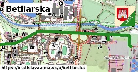 ilustrácia k Betliarska, Bratislava - 1,63km