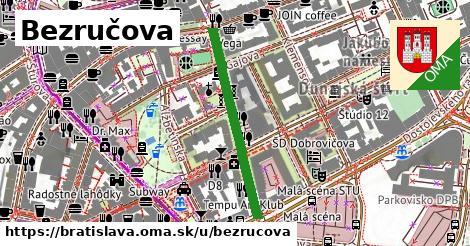 ilustrácia k Bezručova, Bratislava - 313m