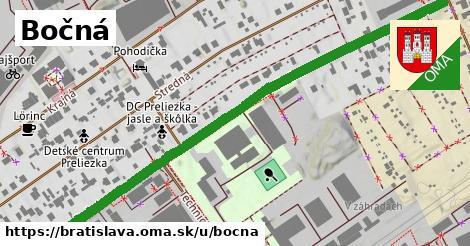 ilustrácia k Bočná, Bratislava - 0,99km