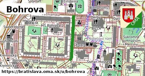 ilustračný obrázok k Bohrova, Bratislava