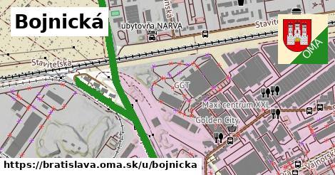 ilustrácia k Bojnická, Bratislava - 4,2km