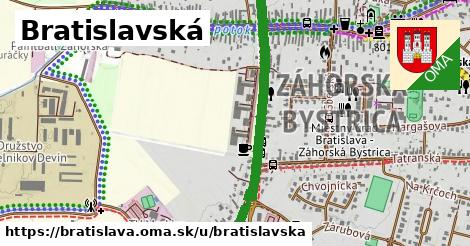 ilustrácia k Bratislavská, Bratislava - 1,32km