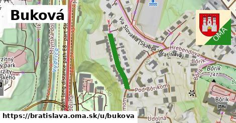 ilustrácia k Buková, Bratislava - 185m