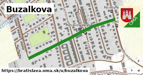 ilustračný obrázok k Buzalkova, Bratislava