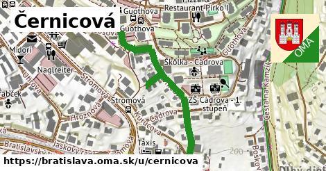 ilustrácia k Černicová, Bratislava - 432m