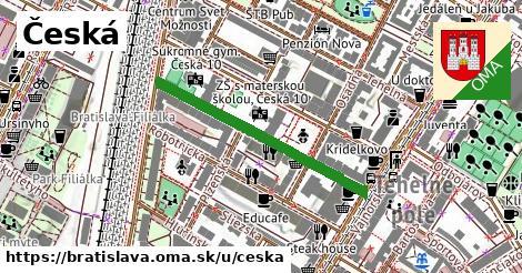 ilustrácia k Česká, Bratislava - 343m