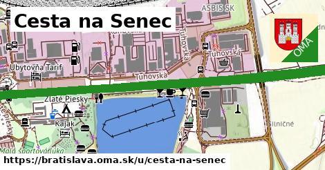 ilustrácia k Cesta na Senec, Bratislava - 5,5km