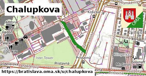 ilustrácia k Chalupkova, Bratislava - 210m