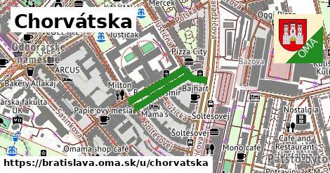 ilustrácia k Chorvátska, Bratislava - 356m
