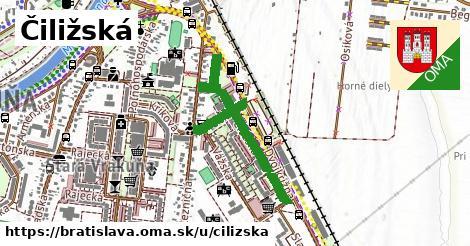 ilustrácia k Čiližská, Bratislava - 0,78km