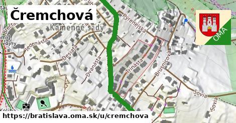 ilustračný obrázok k Čremchová, Bratislava