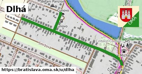 ilustrácia k Dlhá, Bratislava - 0,71km
