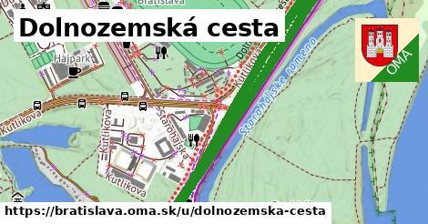 ilustrácia k Dolnozemská cesta, Bratislava - 8,6km