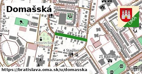 ilustrácia k Domašská, Bratislava - 173m