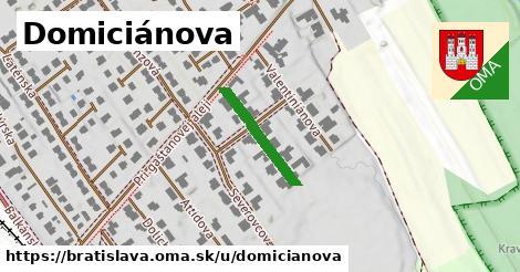 ilustračný obrázok k Domiciánova, Bratislava