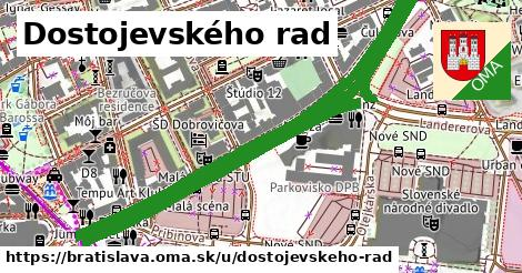 ilustrácia k Dostojevského rad, Bratislava - 1,32km