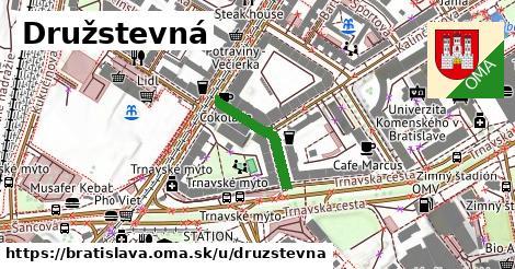 ilustrácia k Družstevná, Bratislava - 183m