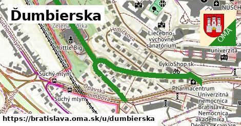ilustrácia k Ďumbierska, Bratislava - 0,72km