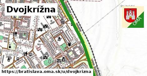 ilustrácia k Dvojkrížna, Bratislava - 2,5km