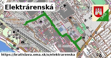 ilustrácia k Elektrárenská, Bratislava - 1,22km