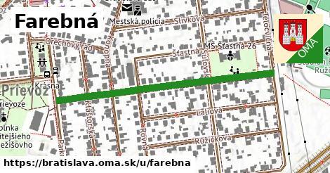 ilustračný obrázok k Farebná, Bratislava