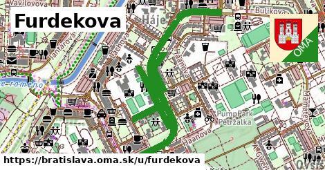 ilustračný obrázok k Furdekova, Bratislava