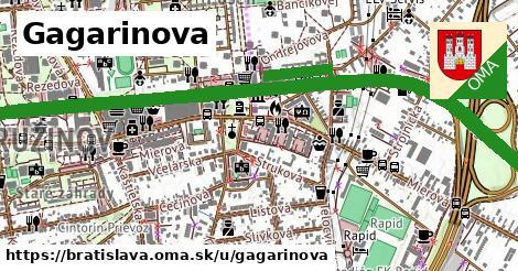 ilustrácia k Gagarinova, Bratislava - 6,0km