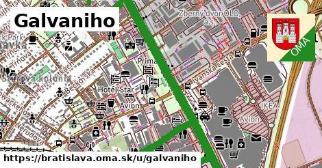 ilustrácia k Galvaniho, Bratislava - 6,6km