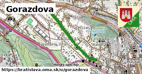 ilustrácia k Gorazdova, Bratislava - 0,78km