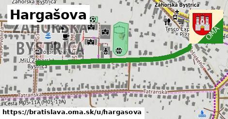 ilustračný obrázok k Hargašova, Bratislava