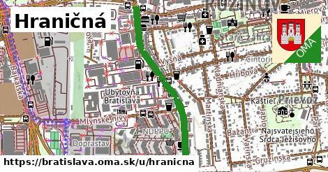 ilustrácia k Hraničná, Bratislava - 0,80km