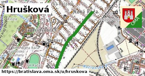 ilustračný obrázok k Hrušková, Bratislava